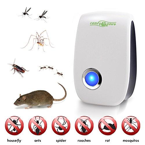 El mejor repelente de insectos y plagas