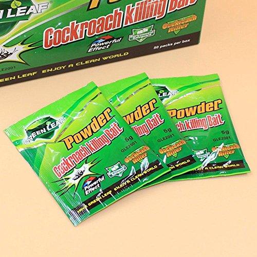Cucaracha palmera verde medicina inicio matar a la plaga control de errores sin daños no tóxico inodoro asesino de captura de polvo
