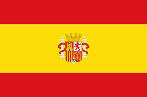 Bandera large bando nacional durante la guerra civil española entre 1936 y 1938