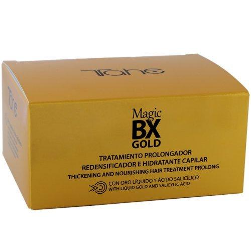 Magic bx gold tratamiento capilar redensificador hidratante efecto botox de larga duración