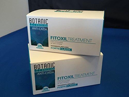 Tricology fitoxil ampollas para caida del cabello 10x10ml programa anticaida