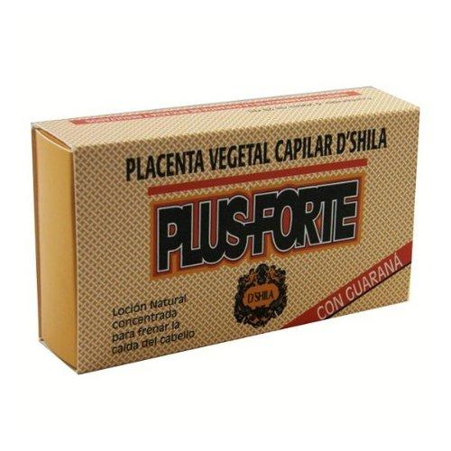 Placenta capilar plus forte 4 viales x 25ml