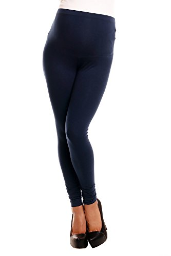 Zeta ville -pantalón leggins premama leggings banda elastica