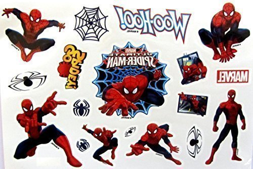 Tatuajes shihan-'spiderman' tatuajes película superhéroes unión tatuaje temporal impermeable niño flash etiqueta engomada tatuajes para niños