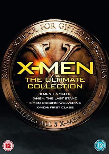 X-men experience collection : l'intégrale des 5 films