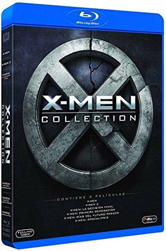 X-men: saga completa