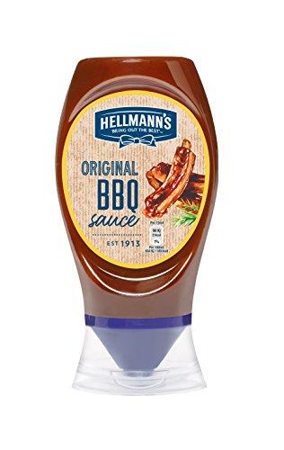 Hellmann's gran salsa barbacoa