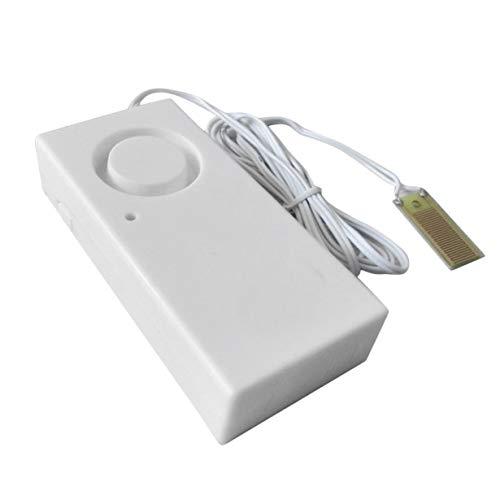 Detector de sensor de alarma de fugas de desbordamiento de agua alarma de nivel de agua de 120db sistema de alarma de seguridad para el hogar trabajo solo