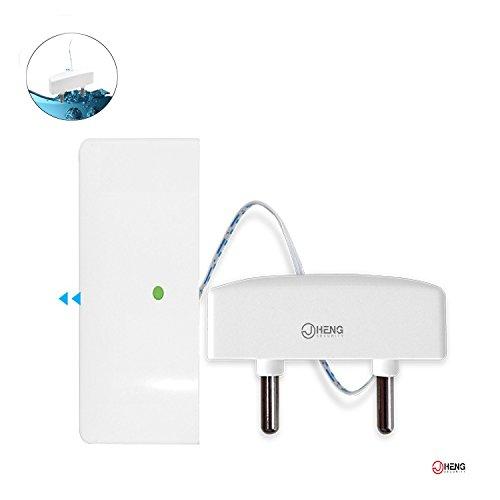 Jc inalámbrico 433 mhz sensor de agua