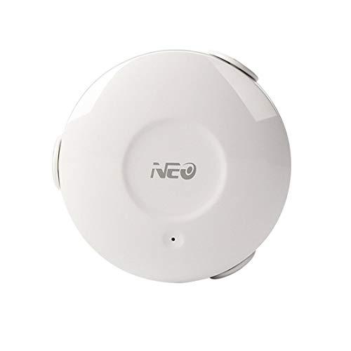 Nas-ws02w sensor de agua inteligente wifi sensor de inundación inicio sistema de alarma automático detector de fugas notificación de la aplicación no hub operado