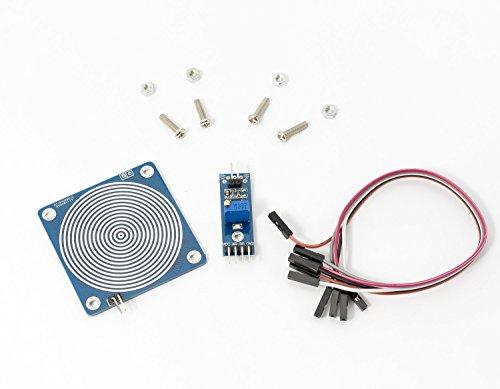 Disk lluvia sensor lluvia detector humedad salpicaduras de agua para arduino raspberry pi diy