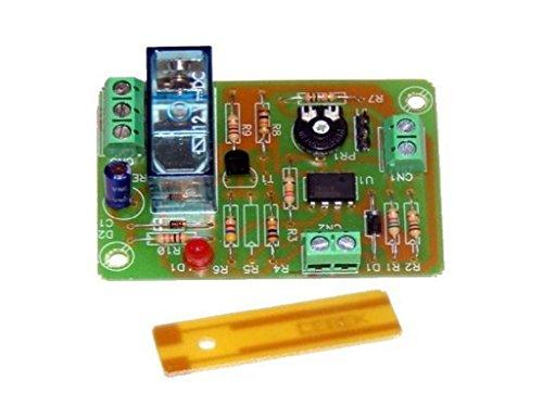 Detector de nivel de liquidos con salida relé 12v dc ce-i6