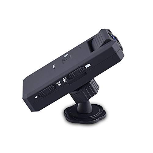 Cuerpo cámara desgastada hd espía oculta ruidla cámara cuerpo dv infrarrojo visión nocturna detección de movimiento 1080 p monitoreo cámara grabadora pequeña cámara