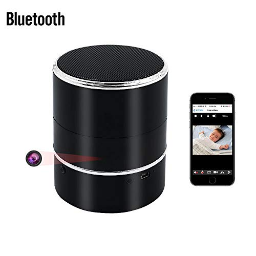 Bluetooth oculta cámara