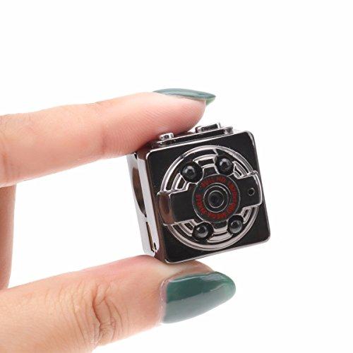 Mini videocámara espía cámara oculta soporte de movimiento de detección con visión nocturna ir full hd 1080p