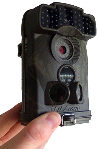 6310wmc cámara de vida silvestre con infrarrojo encubierto de 940nm y lente gran angular
