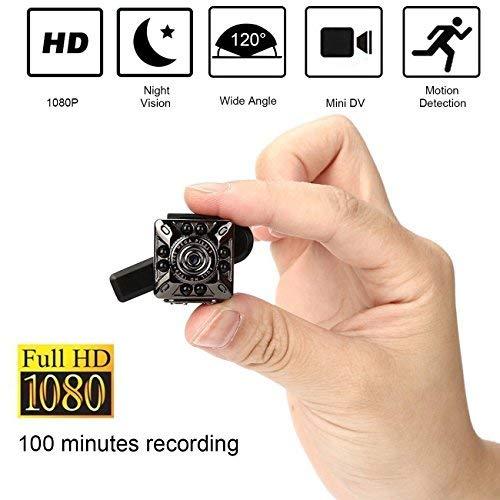Sq10 1080p mini cámara 12.0mp ir cámara de visión nocturna mini cámara dv pequeña cámara de inicio cámara de vigilancia de seguridad doméstica full hd mini cámara de vídeo para sistemas de s
