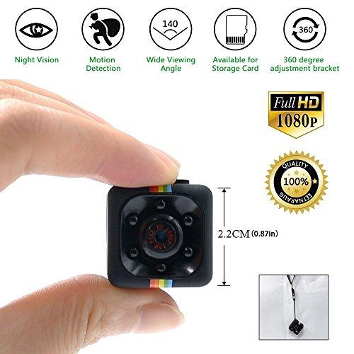 Camara espia mini hd 1080