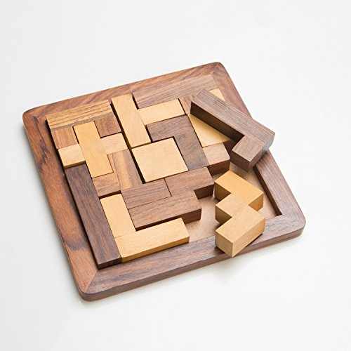 Puzzle de madera para niños y adultos