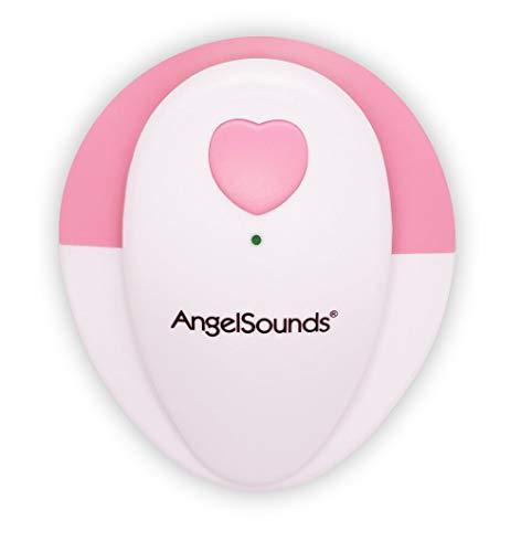 Monitor de bebé monitor de frecuencia cardíaca fetal baby heart portable monitor de amplificador de sonido retroiluminado