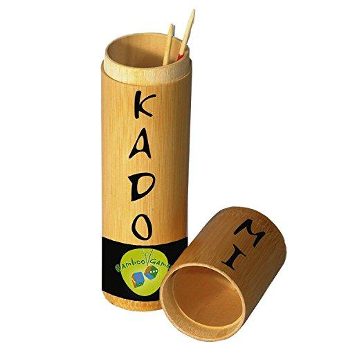 Bamboo game mikado 41 patyczków bambusowych 17656