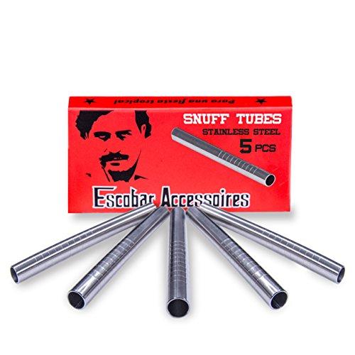 Tubos de aspiración fabricados en acero inoxidable higiénico