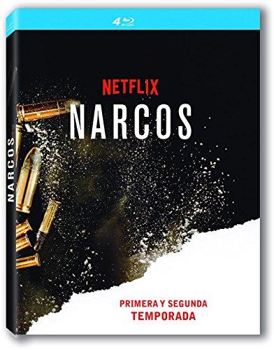 Narcos: temporadas 1-2