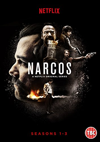 Narcos season 1-3