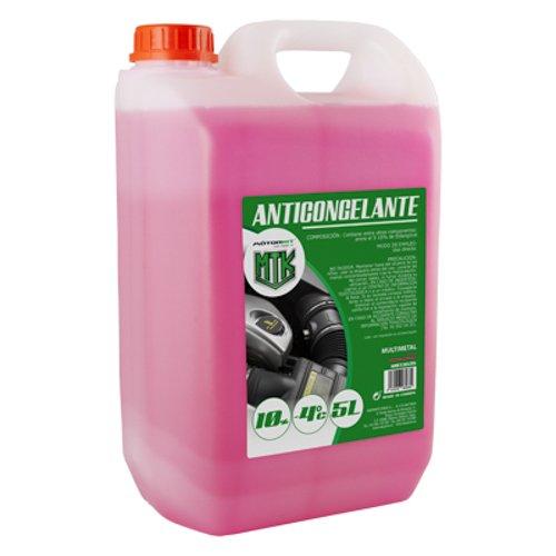 Anticongelante 5l 10% rosa -4§