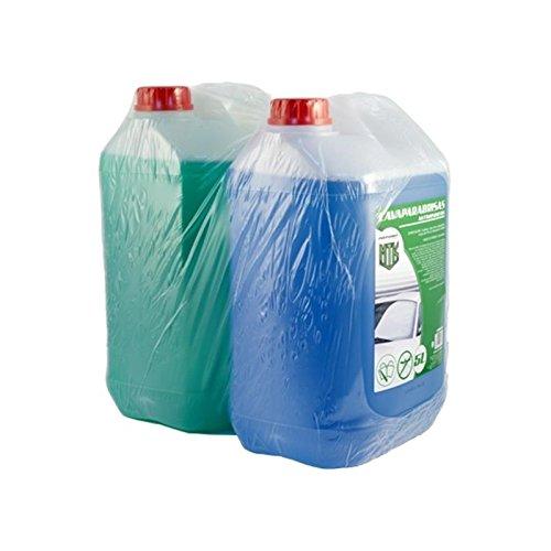 Zmotlim1 pack anticongelante y lavaparabrisas 10% y 5% antimosquitos