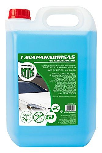 Lim10325 lavaparabrisas antimosquitos verano