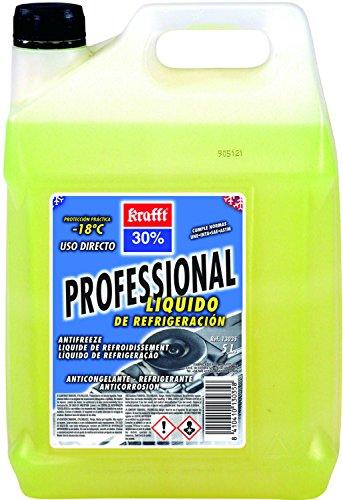 Anticongelante cc-30 profesional 5l amarillo