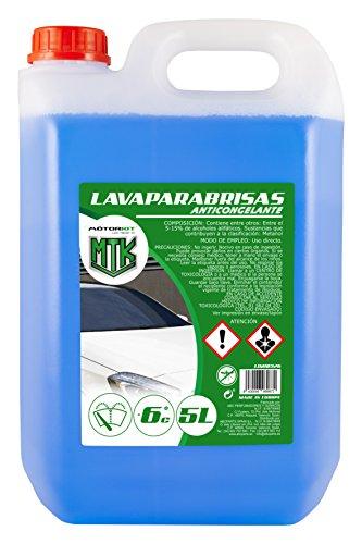 Lim10326 lavaparabrisas anticongelante -10% de invierno