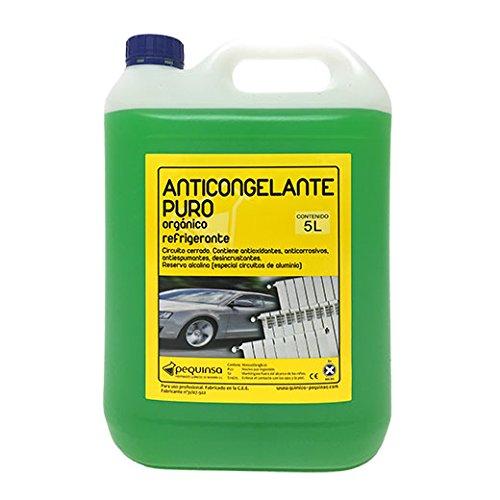 Anticongelante puro-concentrado orgánico