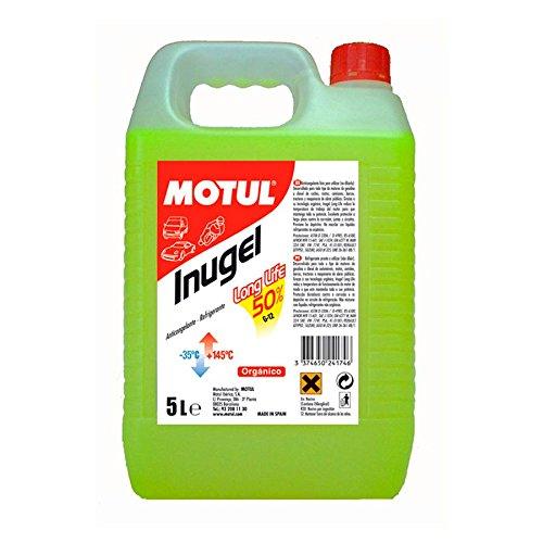 Inugel long-life 50% g12 amarillo 5l
