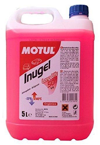 Inugel long life 50% g12 rosa 5l