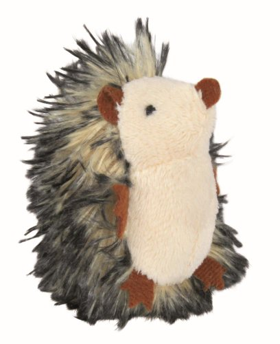 Peluche erizo cat toy