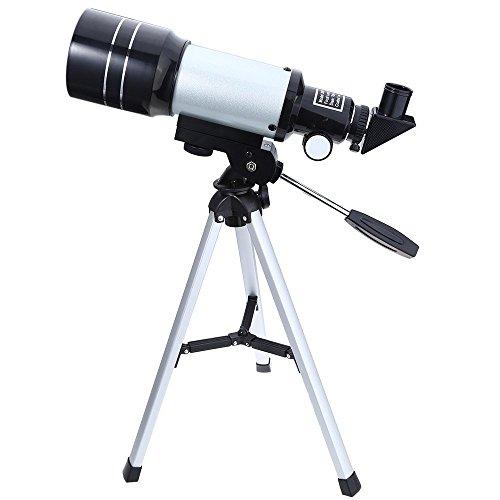 150x portátil telescopio astronómico