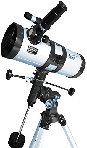 Telescopio reflector 1000-114 eq3 de seben star-sheriff incl