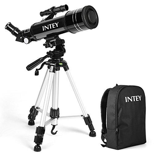 Telescopio astronomico ultra-alto claro de 70 mm para telescopio celestron adecuado para la visualización terrestre y uso astronómico