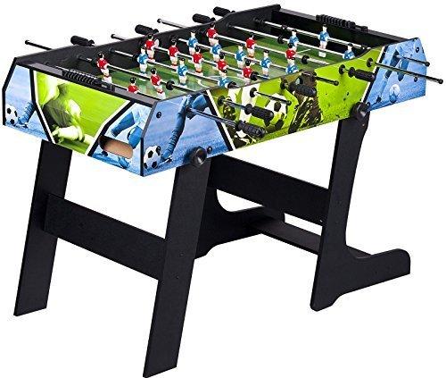 Futbolín para niños smart sytem futbolín madera juego de mesa fútbolista deporte patada de mesa soccer football balón robusto y resistente fútbol de tabla pateador