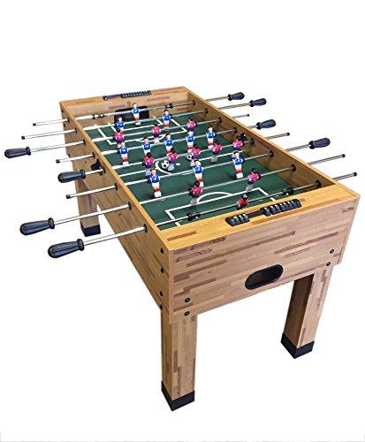 Mesa futbolin madera moldelo maracana robusto y resistente nuevo profesional medidas reglamentarias : largo 137 cm x ancho 82