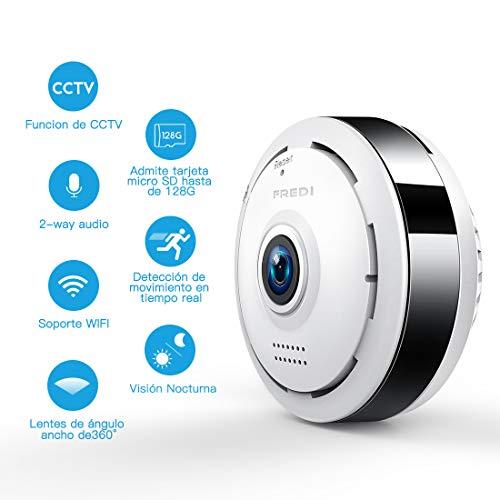 960p hd ip wifi cámara de seguridad fredi