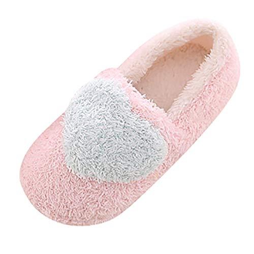Zapatillas de casa de mujer ,amlaiworld zapatillas de interior para mujer zapatillas de estar por casa mujer invierno casa cerradas calienta zapatos calzado cálido niña