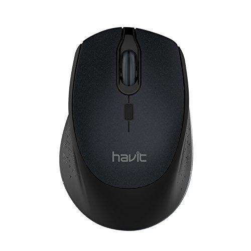 Ratón inalámbrico mouse 2.4g raton inalámbrico portatil 2000dpi con receptor usb