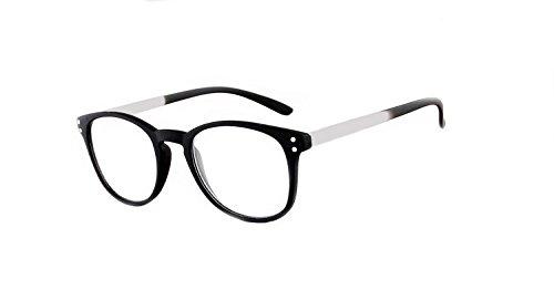 4a058b8c18 Gafas de lectura sin patillas graduadas para unisex transparentes ...