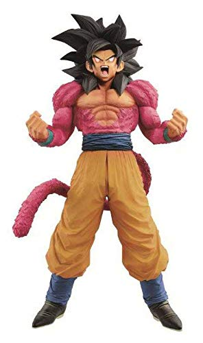Dragon ball gt estatua,