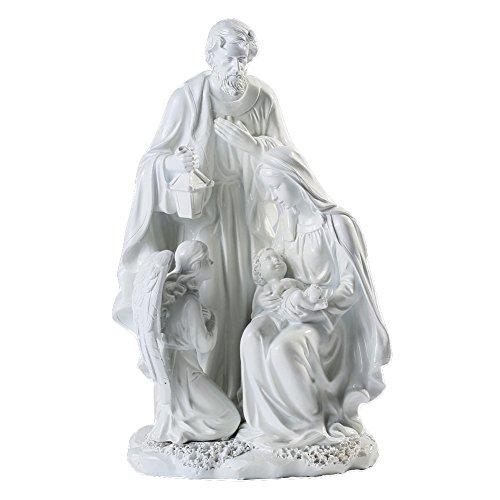 Giftgarden-estatua de la familia sagrada.la decoración religiosa artesanal de resina sintética.josé