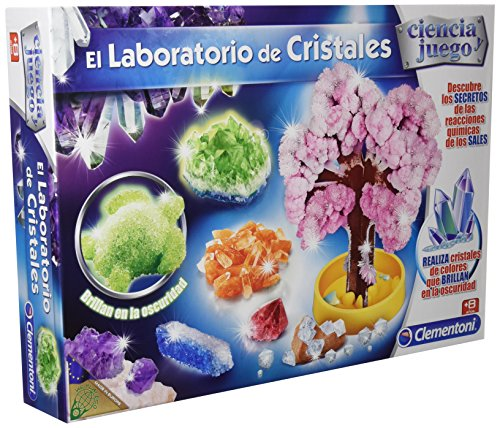 Laboratorio de cristales