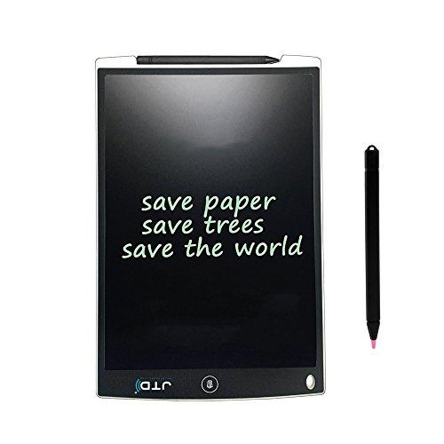 Tablet de escritura lcd tablero de dibujo electrónico memo pad mensaje tablón para clase